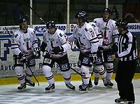 Ishockey , Get - ligaen ,<br /> Kvartfinale 4/7<br /> 10.03.2012 <br /> Sparta Amfi<br /> Sparta Sarpsborg v Lillehammer I.K <br /> Foto:Dagfinn Limoseth  -  Digitalsport<br /> Stefan Sjødin  , Lillehammer (14)
