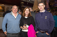 (l to r) Chris Doorly (Flying Fifteen Class), Susan Spain, and Ger Ryan (Chairperson, St Michael's Rowing Club) attending the official launch of Volvo Dún Laoghaire Regatta 2017 in the National Maritime Museum of Ireland on Wednesday evening. The Regatta will be among the biggest mass-participatory sporting event in Ireland this year (eclipsed for numbers only by the city marathons).