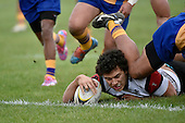 20150530 College Rugby - Scots College v Rongotai Callege