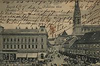 Zagreb (Croatie) : Bakačeva ulica. <br /> <br /> ImpresumZagreb : Naklada A. Brusine Zagreb, 1905.<br /> Materijalni opis1 razglednica : tisak ; 8,9 x 14 cm.<br /> NakladnikTiskara A. Brusina<br /> Mjesto izdavanjaZagreb<br /> Vrstavizualna građa • razglednice<br /> ZbirkaGrafička zbirka NSK • Zbirka razglednica<br /> Formatimage/jpeg<br /> PredmetZagreb –– Ulica Tome Bakača<br /> SignaturaRZG-BAK-2<br /> Obuhvat(vremenski)20. stoljeće<br /> NapomenaPoleđina razglednice namijenjena je samo za adresu. • Razglednica je putovala 1905. godine.<br /> PravaJavno dobro<br /> Identifikatori000952509<br /> NBN.HRNBN: urn:nbn:hr:238:291131 <br /> <br /> Izvor: Digitalne zbirke Nacionalne i sveučilišne knjižnice u Zagrebu