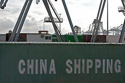 O Porto de Rotterdam é o terceiro maior porto do mundo em tonelagem movimentada e o principal do velho continente (Europa), está situado nos Países Baixos (Holanda). É o maior porto do mundo em extensão e atende todos os modais de transporte. FOTO: Jefferson Bernardes/Preview.com