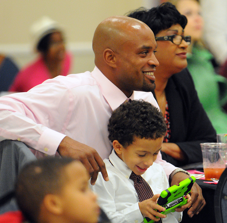 The City of Petal hosted a Black History Month Program at the Petal Civic Center on Saturday night. Bryant Hawkins/The Hattiesburg American