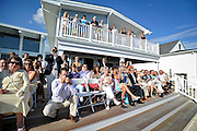 The wedding of Karen Cubbison and Craig Socie. Married June 2, 2012 in Stone Harbor, N.J. (Photo by Christopher T. Assaf/all rights reserved) #74..©2012