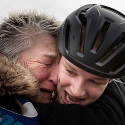 11-01-2020: Wielrennen: NK Veldrijden: Rucphen