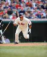 Asdrubal Cabrera.<br /> The Cleveland Indians defeated the Chicago White Sox Monday, March 31 at Progressive Field in Cleveland. The Indians defeated the White Sox 10-8.