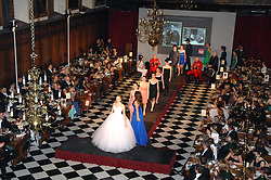 The fashion show at the 2008 Berkeley Dress Show at the Royal Hospital Chelsea, London on 3rd April 2008.<br /><br />NON EXCLUSIVE - WORLD RIGHTS