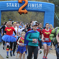 Superheroes of all ages came our Saturday in Oxford, MS to participate in the CASA Superhero run