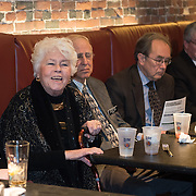 Taken at a legislative luncheon hosted by The Endowment for Health at The Barley House, Concord, NH on Feb 16, 2017