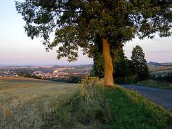CZECH REPUBLIC NEDVEZI 25AUG07 - View of the Bystre valley from the hill at Nedvezi, Vysocina, Czech Republic...jre/Photo by Jiri Rezac..© Jiri Rezac 2007..Contact: +44 (0) 7050 110 417.Mobile:  +44 (0) 7801 337 683.Office:  +44 (0) 20 8968 9635..Email:   jiri@jirirezac.com.Web:    www.jirirezac.com..© All images Jiri Rezac 2007 - All rights reserved.