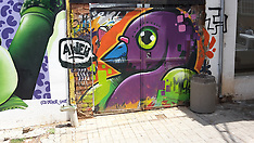 Johannesburg: Street Art Graffitti 6th March 2017