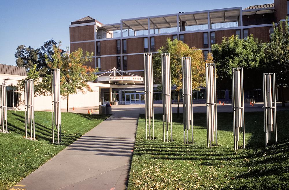 DAVIS , CALIFORNIA - UC Davis campus