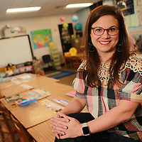 Kimberly Jeffares was named the Parent of the Year.