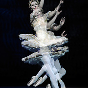 07.11.2011 Wayne Eagling's The Nutcracker performed by the ENB at The London Coliseum UK Clara Daria Klimentova