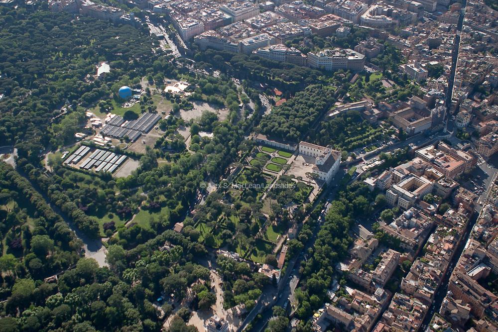 Villa Medici - Accademia di Francia a Roma