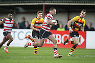 Rosslyn Park v Richmond - SSE National League 1 - 01/11/2014