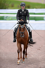 France-Equestrian, Para dressage, World Mounted Games, August 26