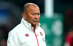 England head coach Eddie Jones - Mandatory by-line: Robbie Stephenson/JMP - 18/11/2017 - RUGBY - Twickenham Stadium - London, England - England v Australia - Old Mutual Wealth Series