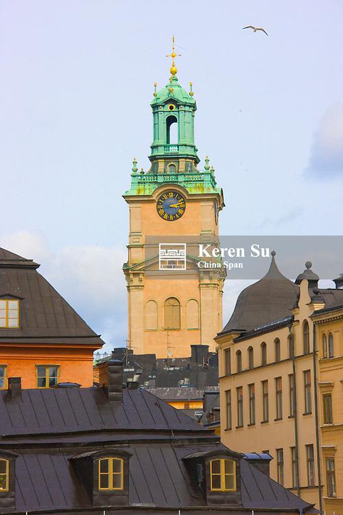 Storkyrkan, Royal Cathedral, Stockholm, Sweden