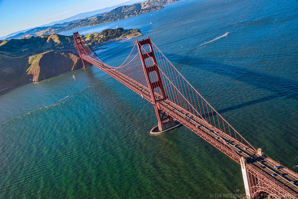 Golden Gate Splendor