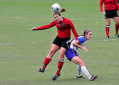 2011 VMI Women's Soccer vs Presbyterian