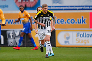 Notts County forward Jonathan Stead (30)  during the EFL Sky Bet League 2 match between Mansfield Town and Notts County at the One Call Stadium, Mansfield, England on 8 December 2018.