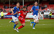 Crawley Town v Carlisle United 22/04/2017