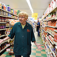 Longtime employee at Andy's Affiliated Foods.
