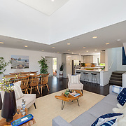 RESIDENTIAL: MALTMAN MODEL: ECLECTIC MODEL HOME STAGING, SILVER LAKE, LOS ANGELES​