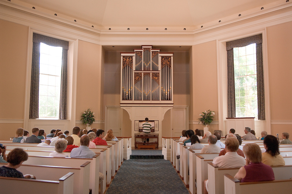 18308Southeast Ohio American guild or organist Pipe Organ Encounter at Galbreath Chapel:  POEs provide junior high and high school students an opportunity for intensive exposure to the organ in a summer-camp environment..Matt Nadalin