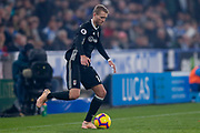 Fulham forward Andre Schurrle (14) on loan from Borussia Dortmund, in action  during the Premier League match between Huddersfield Town and Fulham at the John Smiths Stadium, Huddersfield, England on 5 November 2018.