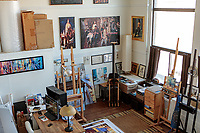 Fenway Studios - Open Studio November 9, 2019