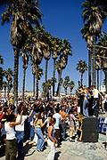Raving At Venice Beach
