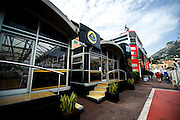 May 21, 2014: Monaco Grand Prix: Lotus hospitality in Monaco