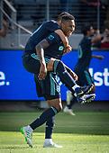 Apr 21, 2019-MLS-Seattle Sounders at Los Angeles FC