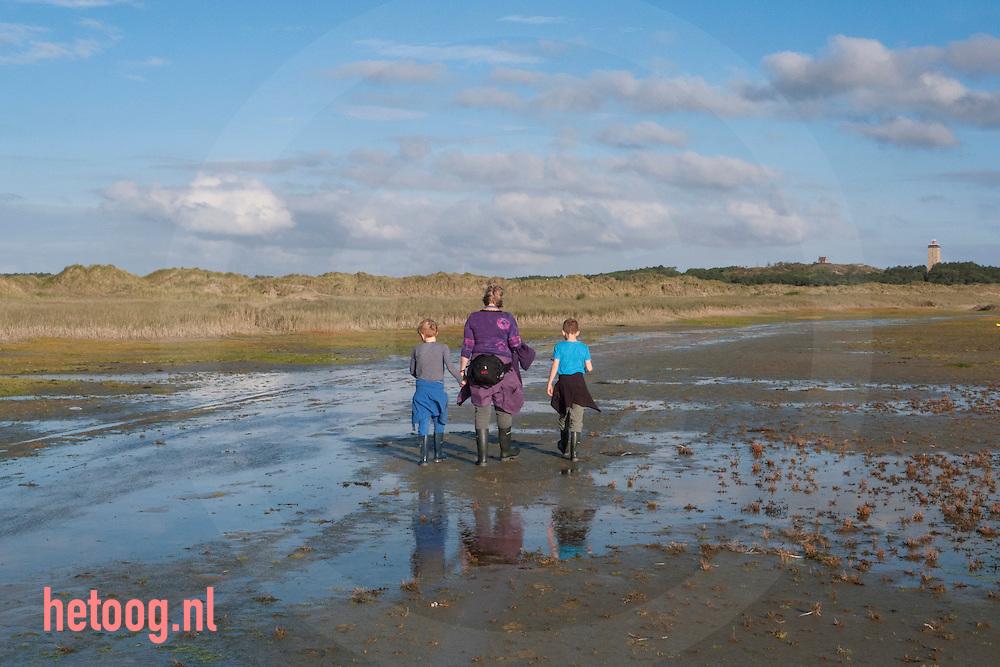 nederland, terschelling 14okt2014 Strand, kust ,zee bij /van Terschelling waddeneiland fotografie Cees Elzenga Hollandse Hoogte