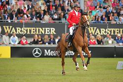 Schwizer, Pius, Picsou du Chene<br /> Aachen - CHIO<br /> Großer Preis<br /> © www.sportfotos-lafrentz.de/ Stefan Lafrentz