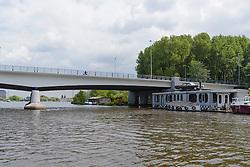 Utrechtse brug, Amsterdam, Noord Holland, Netherlands