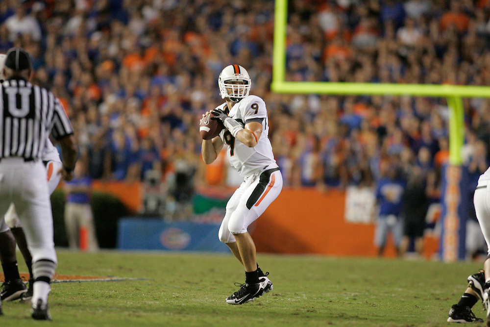 2008 Miami Hurricanes Football @ Florida