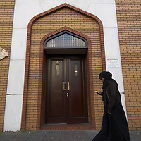 East London Mosque, Whitechapel Road,