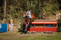 Klimke Ingrid, GER, Horseware Hale Bob<br /> European Championship Eventing<br /> Luhmuhlen 2019<br /> © Hippo Foto - Dirk Caremans