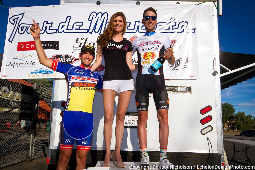 2014 Tour de Murrieta Circuit Race - Pro 1/2, Masters 35 +