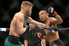December 12, 2015: UFC 194 McGregor vs Aldo
