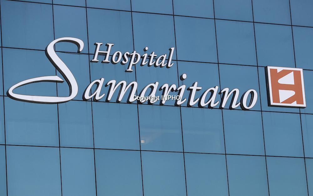 Rio 2016 Olympic Games Day 12, Hospital Samaritano, Rio de Janeiro, Brazil 17/8/2016<br /> A view of the Hospital Samaritano in Rio<br /> Mandatory Credit &copy;INPHO/Dan Sheridan