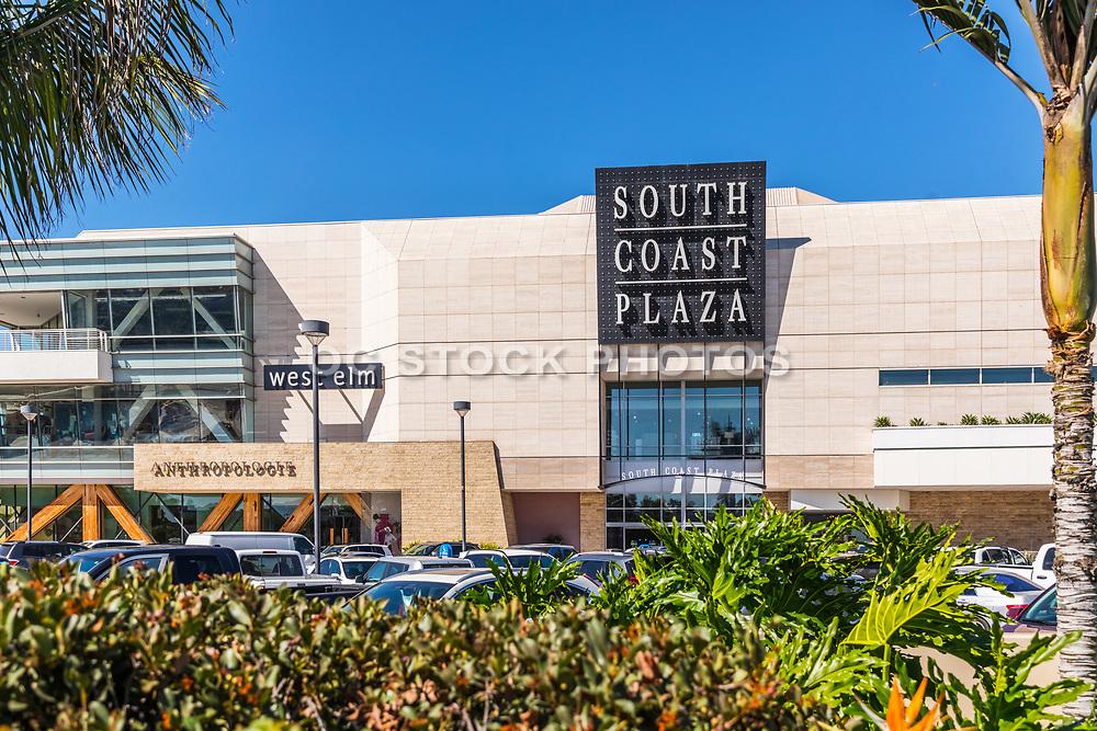 Shops At Crystal Court South Coast Plaza