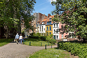 Passage de la Treille dans le vieux Lille // Passage de la Treille street in old town district