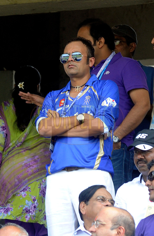 during match 25 of the Pepsi Indian Premier League Season 2014 between the Rajasthan Royals and the Kolkata Knight Riders held at the Sardar Patel Stadium, Ahmedabad, India on the 5th May  2014<br /> <br /> Photo by Sandeep Shetty / IPL / SPORTZPICS      <br /> <br /> <br /> <br /> Image use subject to terms and conditions which can be found here:  http://sportzpics.photoshelter.com/gallery/Pepsi-IPL-Image-terms-and-conditions/G00004VW1IVJ.gB0/C0000TScjhBM6ikg