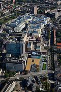 Nederland, Groningen, Groningen Stad, 08-09-2009; Academisch Ziekenhuis (UMCG) onderdeel van de Rijks Universiteit Groningen (RUG).luchtfoto (toeslag); aerial photo (additional fee required); .foto/photo  Siebe Swart