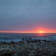 Today's white winter sunrise at Narragansett Beach, Narragansett  Rhode Island  February  26, 2013.