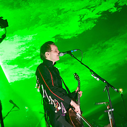 London, UK - 7 March 2013: Sigur Rós perform live at Academy Brixton.