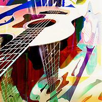 Music Themed Photo Art